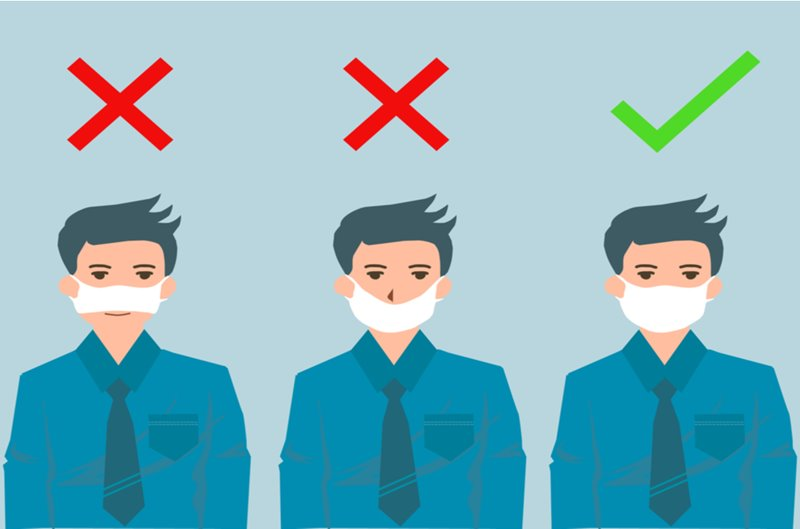 Mask Etiquette and Care: What You Need to Know | Lee Health