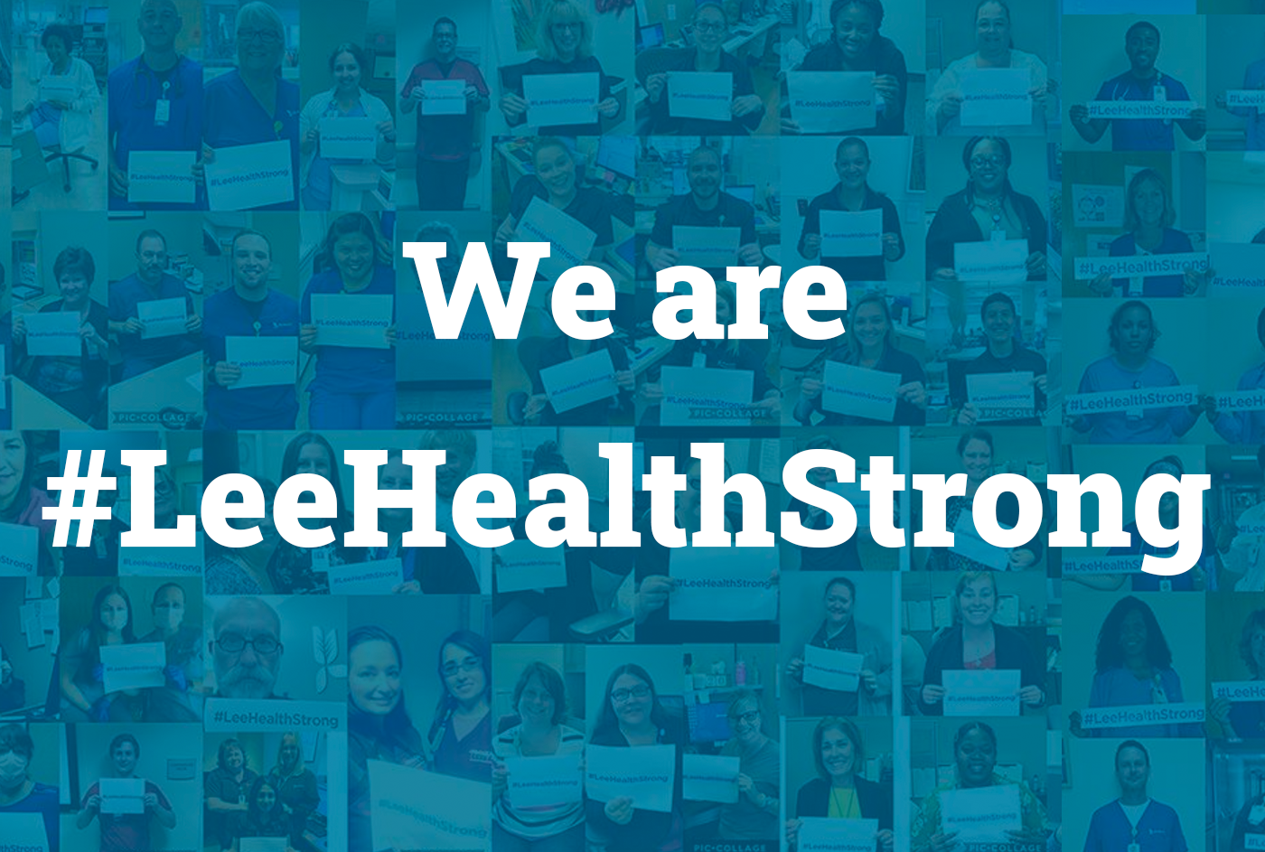 Lee Health Strong